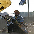Maryland Renaissance Festival - Jousting And Sword Fighting - 1212130 by DC Photographer