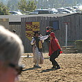 Maryland Renaissance Festival - Jousting And Sword Fighting - 1212213 by DC Photographer