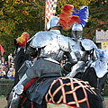 Maryland Renaissance Festival - Jousting And Sword Fighting - 121246 by DC Photographer