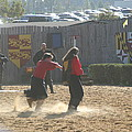 Maryland Renaissance Festival - Jousting And Sword Fighting - 121278 by DC Photographer