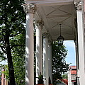 Maryland State House Columns by Christiane Schulze Art And Photography