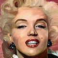 Marylin Monroe by James Shepherd