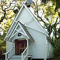 Mary's Chapel by Norman Johnson