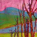 Mary's Peak 9 by Pam Van Londen