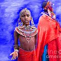 Masai by Edmund Nagele