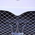 Maserati Emblems by Pamela Walrath