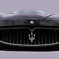 Maserati Granturismo I by Paulette B Wright