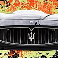 Maserati Granturismo I V by Paulette B Wright