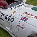Maserati Tipo 420 M 58 Eldorado 1958 by Maj Seda