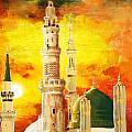 Masjid E Nabwi by Catf