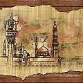 Masjid E Nabwi Sketch by Catf