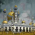 Masjid Ubudiah by Corporate Art Task Force