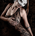 Mask And Lace by Jt PhotoDesign