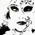 Mask by David Ridley