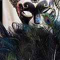 Mask by Guy Shultz