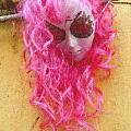 Mask Pastel Chalk 2 by David Lange