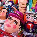 Masks For Todos Santos by James Brunker