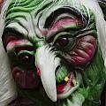Masks Fright Night 5 by Bob Christopher