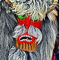 Masks. Next To Bran Castle - Dracula's Castle.  by Andy Za