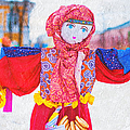 Maslenitsa Dolls 4. Russia by Jenny Rainbow