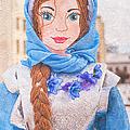 Maslenitsa Dolls 8. Russia by Jenny Rainbow