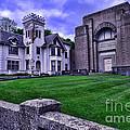 Masonic Lodge by Paul Ward