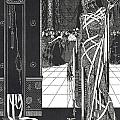 Masque Of The Red Death by Harry Clarke