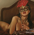 Masquerade I by John Silver
