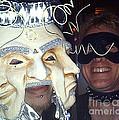 Masquerade Masked Frivolity by Feile Case