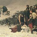 Massacre Of Glencoe, 1883-86 by James Hamilton