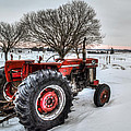 Massey Ferguson 165 by Garvin Hunter