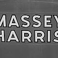 Massey Harris by Dan Sproul
