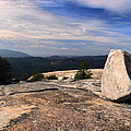 Massive Glacial Erratic by Frank Wilson