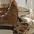 Mast Hoops II by Jani Freimann