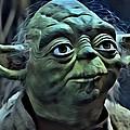 Master Yoda by Florian Rodarte