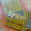 Maternity Ward by Beverly Hanni