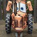 Mater's Tractor by Ricky Barnard
