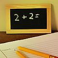 Math Frustration by Birgit Tyrrell