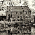 Mather's Grist Mill by Bill Cannon