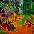 Matisse Table by Rashne Baetz