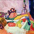 Matisse's Still Life by Cora Wandel
