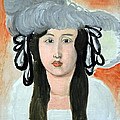 Matisse's The Plumed Hat by Cora Wandel