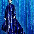 Matrix Neo Keanu Reeves by Tony Rubino