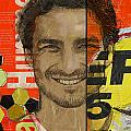 Mats Hummels by Corporate Art Task Force