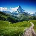 Matterhorn II by Juan Pablo De