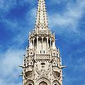 Matthias Church Bell Tower In Budapest by Artur Bogacki