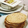 Matza And Haggada For Pesach by Ilan Rosen