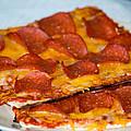Matza Pizza by Tikvah's Hope