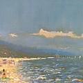 Maui Beach by Michael Lynn Brown
