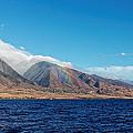 Maui Sailing by Lars Lentz